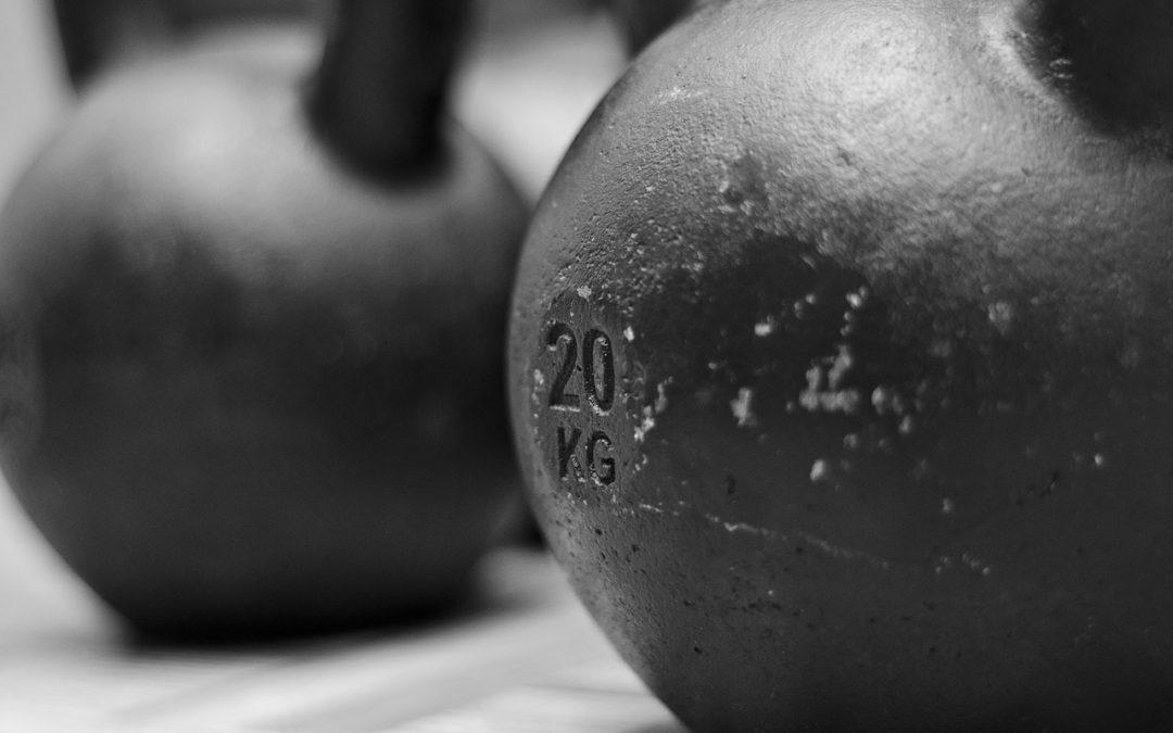 3 Starter Kettlebell Exercises That Work Your Complete Body
