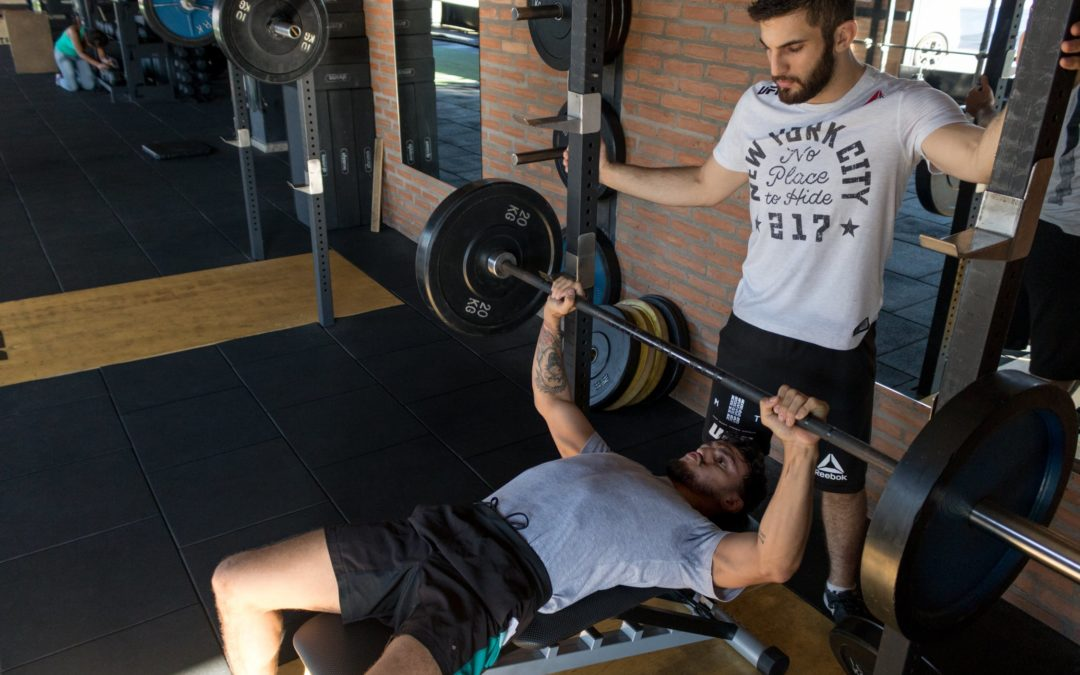 Great Tips For A Much Better Bench Press